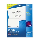 "Address Label, Inkjet, 3-1/3""x4"", White 150/Pack AVE8164"
