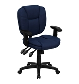 ADJUSTABLE T ARMS PU20/PU22 OPTIONS CHAIR