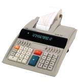 Adler-Royal 1448PD Plus Desktop Printing Calculator