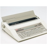 Adler-Royal 16296M Satellite 80 Electronic Office Typewriter