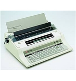 Adler-Royal 16297Y PowerWriterMD Electronic Typewriter