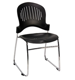 AIRE PLASTIC STACKER S1000 STACK SIDE CHAIR