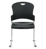 AIRE PLASTIC STACKER S5000 STACK SIDE CHAIR