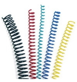 Akiles 15mm Spiral Binding Coil100 count (EC15)