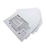 Aleratec Shredder Lubricant Sheets - White (240165)
