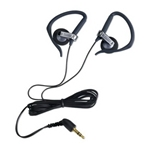 Altec Lansing CHP227 Classic Series inEar Earclips Earphones Black