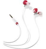Altec Lansing Female Specific Bliss Headphone White/Red [Electronics]