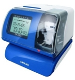 Amano PIX200 all-in-one electronic time recorder and date stamp