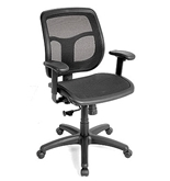 APOLLO ALL MESH MMT9300 FABRIC TASK CHAIR