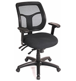 APOLLO MULTIFUNCTION MFT9450 FABRIC MANAGEMENT CHAIR