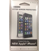 Apple iPhone 5 Fellowes WriteRight Fitted Screen Protectors Custom Fit 3-Pack