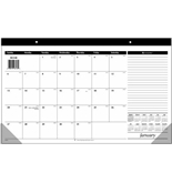 AT-A-GLANCE 2014 Compact Monthly Desk Pad, 17.75 x 11 x .13 Inches (SK14-00)