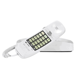 AT&T 210 Corded Phone, White, 1 Handset
