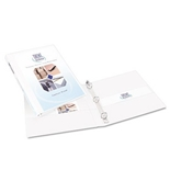 Avery Index Tabs with Printable Inserts, 2 inches, Clear, 25 Tabs (16241)