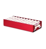 MMF Industries Rolled Coin Aluminum Tray with Denomination and Quantity Etched on Side, Red  - 211010107