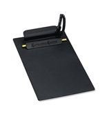 PM Preventa/Klipboard Keeper Plastic Clipboard/ Ergonomic Pen, 9 x 14 Inch Clipboard, 04950
