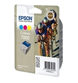 Epson T005011 Color OEM Genuine Inkjet/Ink Cartridge - 570 Yield