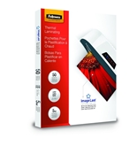 Fellowes Laminating Pouches, Thermal, ImageLast, Letter Size, 5 Mil, 50 Pack - 5204002