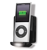 Scosche reviveLITE IPHC2 iPod Home Charger with Nightlight - Black