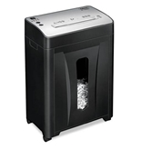 B-152C Medium-Duty Cross-Cut Shredder, 15 Sheet Capacity