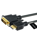 eforCity TOTHHDMDV2M1 HDMI to DVI Cable M/M, 6-Feet