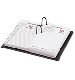 Universal 08124 - Recycled Plastic17 Calendar Holder, 3-1/2 x 6-1/2, Black-UNV08124
