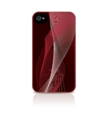 Belkin Emerge 021 iPhone 4 Case, Compatible with iPhone 4S  - Red