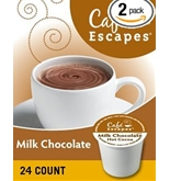 Green Mountain Café Escapes Milk Chocolate Hot Cocoa K-Cup