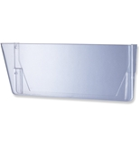 Officemate Wall File, Legal Size, Clear  - 21444