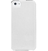 Case-Mate Signature Flip Case for iPhone 5/5S - White