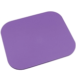 Staples Mouse Pad, Purple