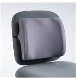 Backrest, High Profile, 13- x4- x12-5/8-, Graphite