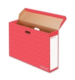 Bb Bulletin Board Box Red