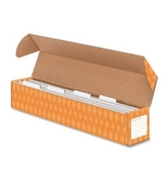 Bb Sentence Strip Orange with 4 Dividers