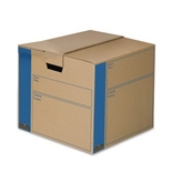 Bb Smooth Move Medium Moving Box - 8 Per