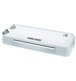 BLACK + DECKER Flash 9.5-- Fast Heat Thermal Laminator, Hot/Cold (LAM95)
