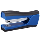 Bostitch Dynamo Compact Stapler with Integrated Staple Remover and Staple Storage (B105R-BLUE)
