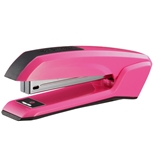 Bostitch Ascend Antimicrobial Stapler with Integrated Staple Remover and Staple Storage (B210R-PINK)