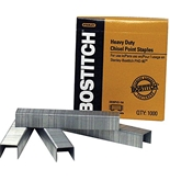 Bostitch SB35PHD1M Heavy Duty Chisel Point Staples (1,000 pk)
