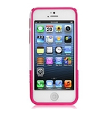 Body Glove 9299303 Diamond Cell Phone Case for Apple iPhone 5 PINK