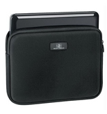 Body Glove Basic Horizontal Netbook Sleeve, Fits up to 10.2- Screens, Black (9506501)