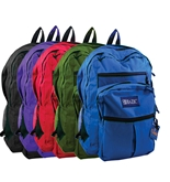 BAZIC 17 School Backpack