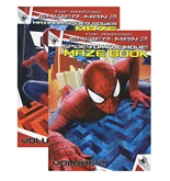 THE AMAZING SPIDER-MAN 2 MOVIE Maze Books