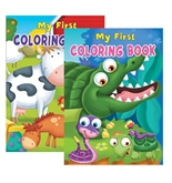 MY FIRST Coloring & Activity Book