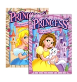 JUMBO PRINCESS Coloring & Activity Book
