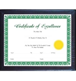 BAZIC 11 X 14 Multipurpose Certificate Frame with Glass Cover