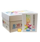 EXPERT 8.5 X 11 Buff Colored Copy Paper (10 Reams/Case)