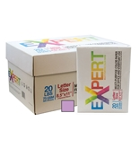 EXPERT 8.5 X 11 Lavender Colored Copy Paper (10 Reams/Case)