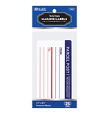 BAZIC Mailing Label (25/Pack)