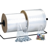 3- x 3- - 2 Mil Poly Bags on a Roll - AB203